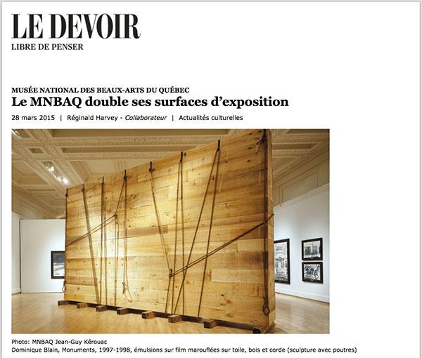 Le-Devoir-MNBAQ-2015