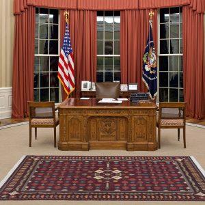 RUG-Tapis à La Maison Blanche