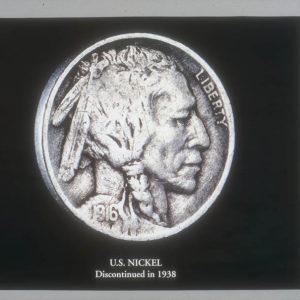 US Nickle  1992