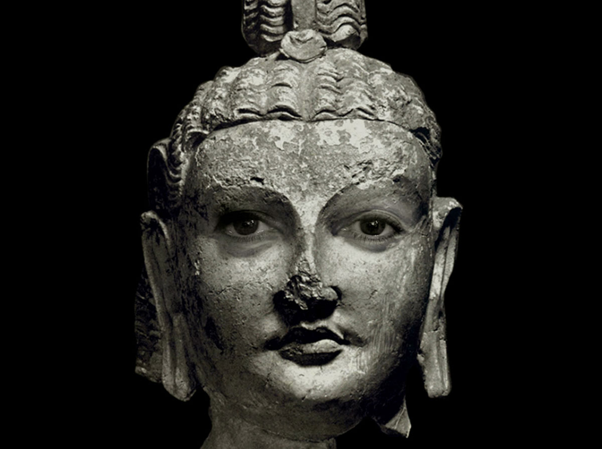 Bouddha From The Kaboul Museum