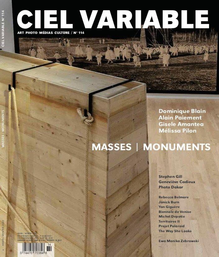 Ciel Variable - Portfolio Dominique Blain